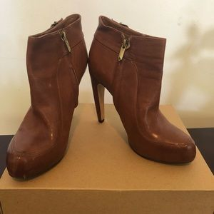Sam Edelman Platform Ankle Boots